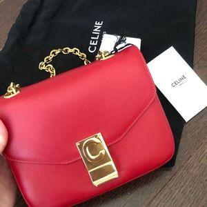 CELINE SMALL C BAG